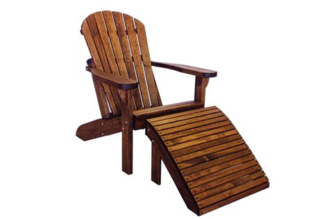 adirondack chair w ottoman adventures outback