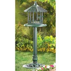 smart living 174 songbird valley bird feeder