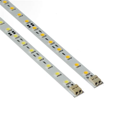 removable led light bar rigid led light bar warm white strip light rigid