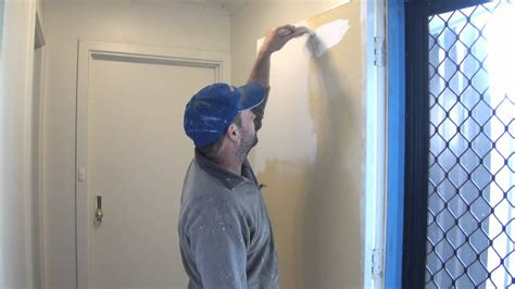 How To Paint A Door Without Brush Marks by How To Paint A Door How To Apply Paint To A Door Without