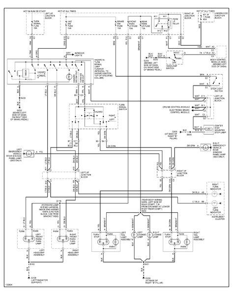 2007 Chevy Silverado Turn Signal Wiring Diagram - Wiring