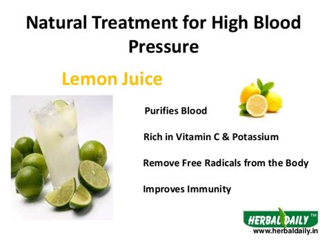 Remedies For Blood Detox by Treatment For Blood Pressure In Iब लड प र शर