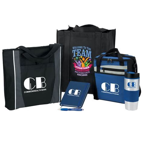 spanish language gifts presents and products hola tote welcome to the team deluxe 6 gift set positive promotions