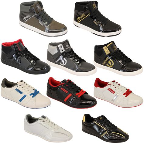 Top Copy Sneaker mens trainers ecko sneakers shoes hi top lace up designer