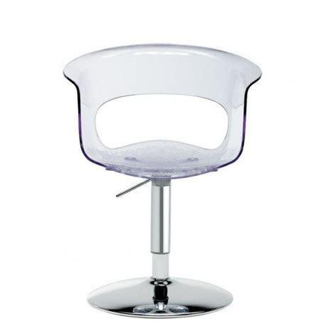 Chaise Avec Pied Central by Chaise Design Pour Bureau Miss B Par Scab
