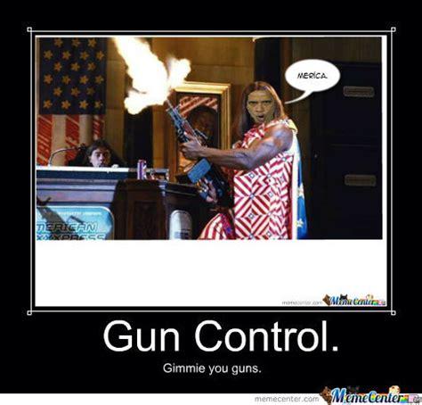 Pro Gun Control Meme - gun control by b4topols meme center
