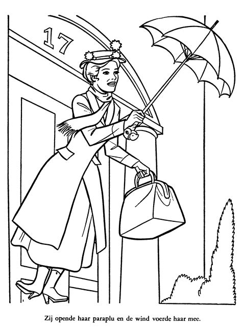 Poppins Coloring Pages Mary Poppins Coloring Page Coloring Home by Poppins Coloring Pages
