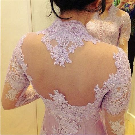 Dress Brukat Mulan 50 best couture images on kebaya kebaya indonesia and kebaya lace