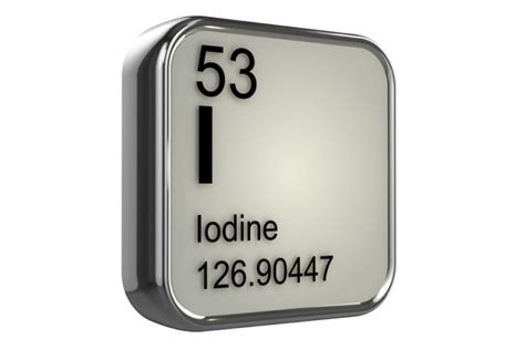 Iodine Periodic Table by What Are The Health Benefits Of Iodine News Today