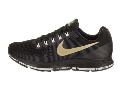 Sepatu Nike Zoom Pegasus Casual Sporty Staylish grey gold womens nike zoom pegasus 34 shoes