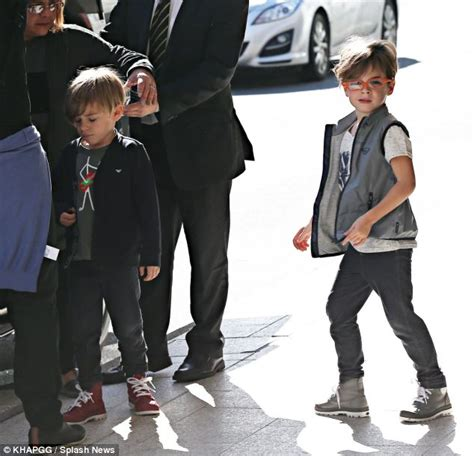toddler haircuts geelong ricky martin and twin boys leave sydney after the voice