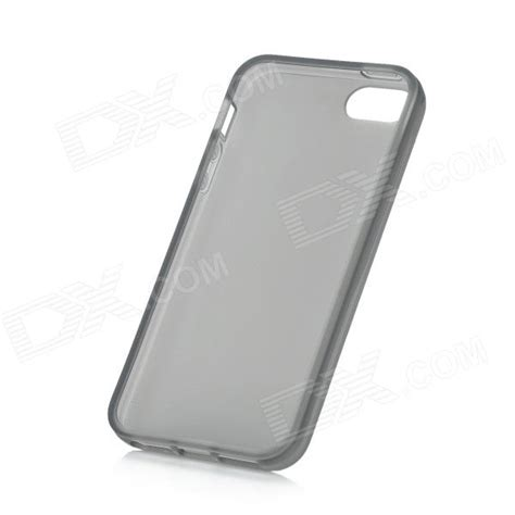 Line Silikon Softcase Iphone 5 5s 5se 6 6s Loh Brown Cony cheap protective silicone for iphone 5 transparent grey