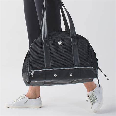 lululemon om for all mesh bag rank style