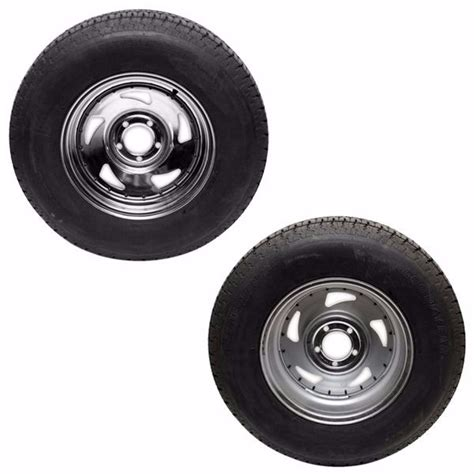 boat trailer wheels and tires ebay goodyear st225 75r15 marathon radial boat trailer tires w