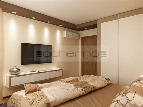 bettdecke grün moderne schlafzimmer farben