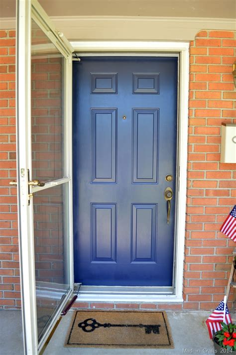 Painting Shutters And Front Door by The Magic Of A Painted Front Door