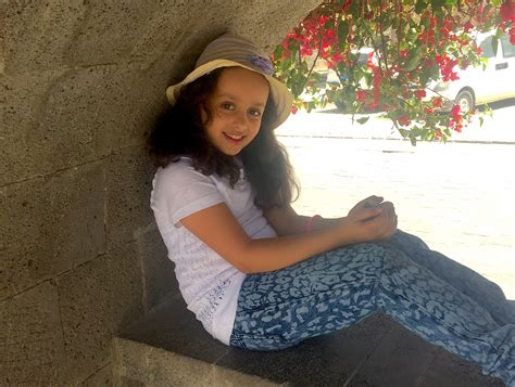 10 year old a 10 year old girl makes her pitch to western powers for