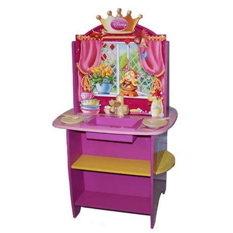 Disney Princess Kitchen Set by Disney Princess Childrens Wooden Play Set Kitchen Ebay
