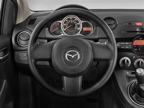mazda 2011 interior 2011 mazda mazda2 steering wheel interior photo