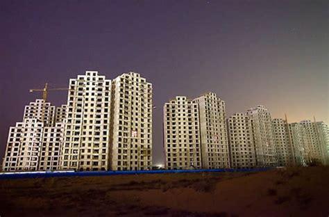 Koloni Hantu kota hantu yang modern di china lintas