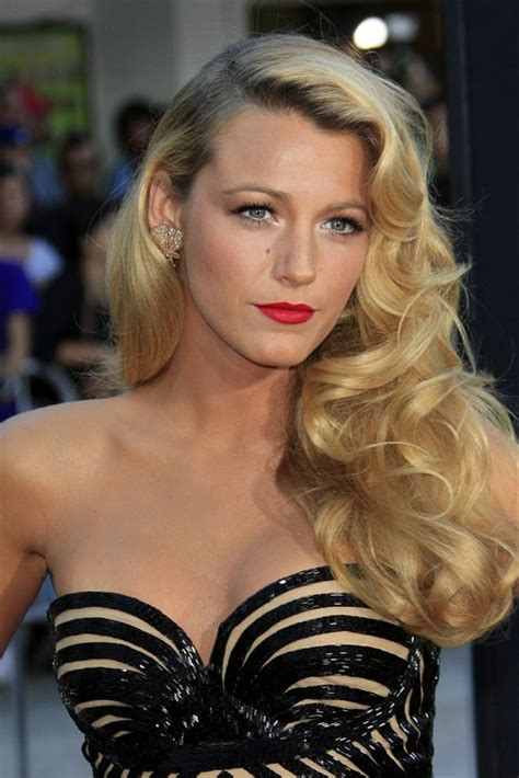 celebrity with blonde curly hair 16 wonderful curly hairstyles to enhance your glamor in