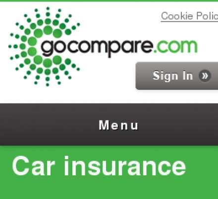 Insurance Quotes Drivers 2 by Go Compare Insurance Go Compare Car Insurance Quotes To