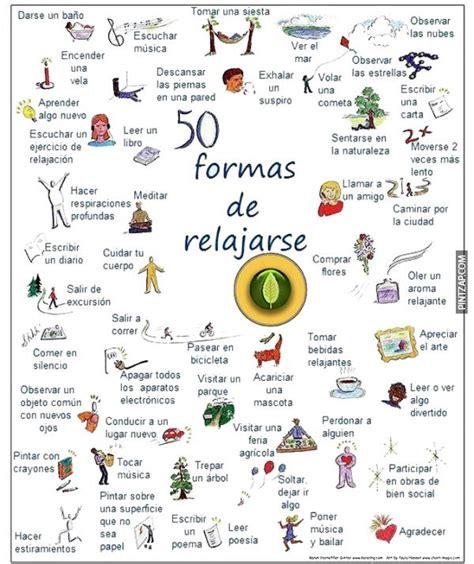 imaginaciones historias para relajarse 50 formas de relajarse