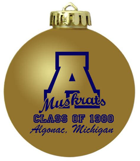 school ornaments school christmas ornaments college