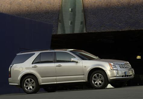 2000 Cadillac Srx Cadillac Srx 2004 09 Pictures