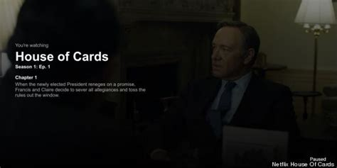 What Time Will House Of Cards Be Available by Paul Took A Time To Get Grossed Out By House Of