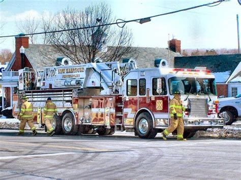 hartford fire department fire engines photos new hartford fire department tower