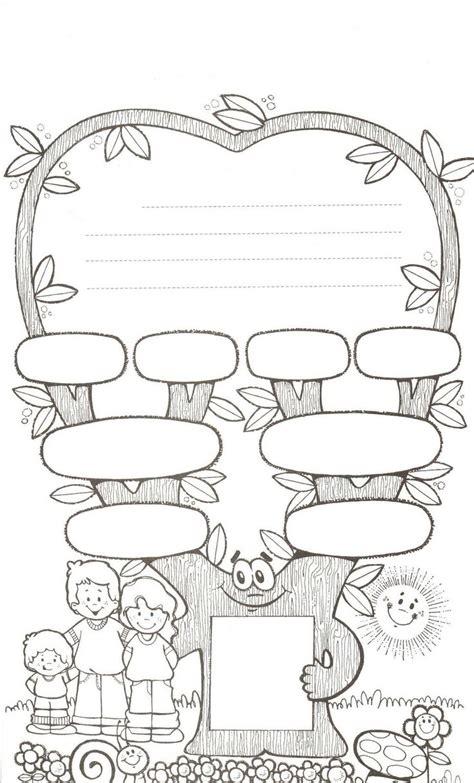 Family Tree Worksheet Printable