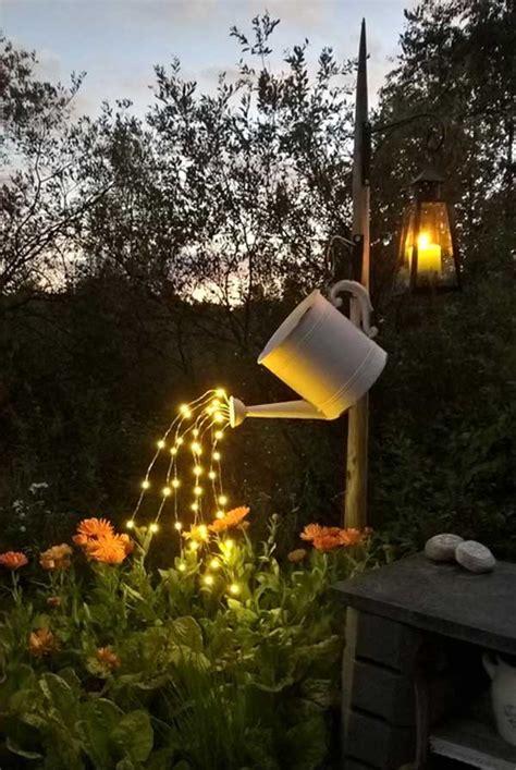 top  ideas adding diy backyard lighting  summer