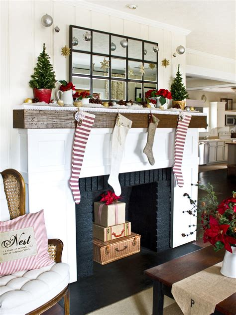 how to decorate your home for christmas inside decorate your mantel year round interior design styles