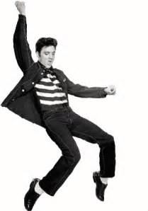 It s snowing the temperature is dropping time for elvis