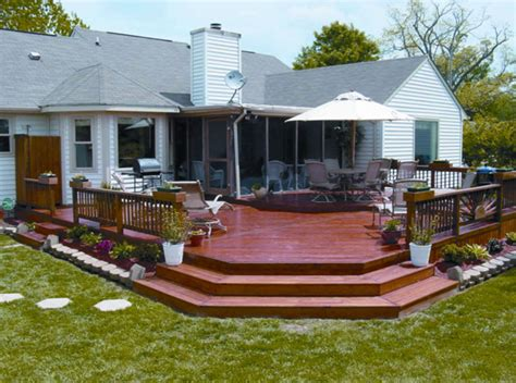 deck design wood deck installers in hton roads va acdecks