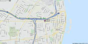 corpus christi tx map mapquest 2029 s padre island dr