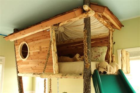 tree house beds 25 treehouse bed designs bedroom designs designtrends