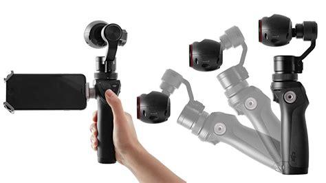 Kamera Canon X3 dji osmo 3 achs gimbal inklusive kamera modul