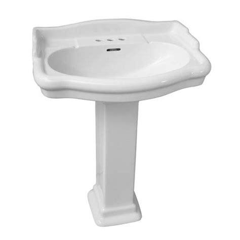 18 inch pedestal sink 18 inch pedestal sink bellacor 18 in pedestal sink
