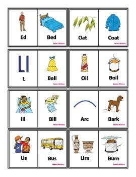 Consonant Deletion Worksheets by Initial Consonant Deletion Minimal Pair Cards By Assisted