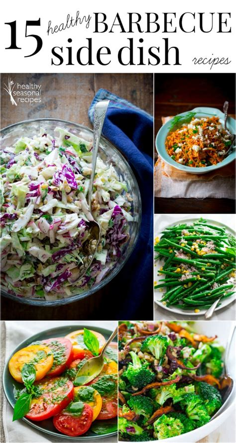15 healthy barbecue side dish recipes healthy living
