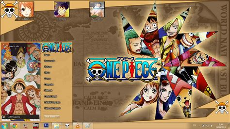 one piece themes for windows 8 1 free download one piece windows 7 theme s full version free software