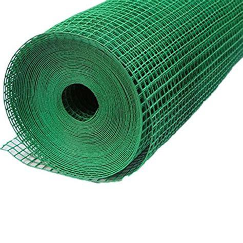 Ukuran Kawat Loket Pvc Hijau kawat loket kawat ayakan pvc hijau 1 2 quot x 90 cm 1