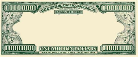 best photos of template of dollar bill to insert picture