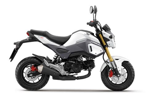 Honda Grom Gets Streetfighter Look for 2016