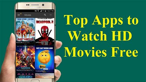 best app for free movies best apps to watch hd movies for free on android