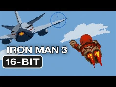 iron man bit video game marvel