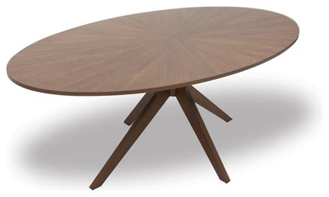 Oval Dining Tables Contemporary Conan Oval Dining Table Contemporary Dining Tables
