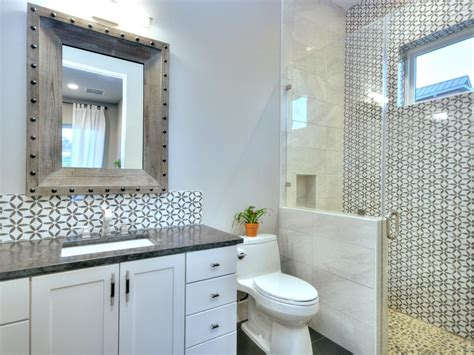 custom bathroom designs photos hgtv